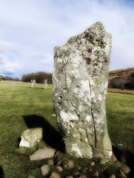 Kilmartin Glen, Cup-Stone